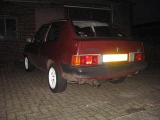 Volvo 340 Luxe 1.4 (1984)