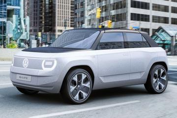 Volkswagen ID Life: compacte EV onder ID3 in 2025