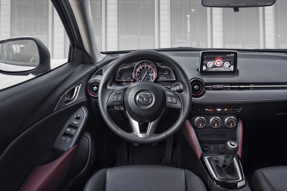 mazda cx 3 eerste rijtest. Black Bedroom Furniture Sets. Home Design Ideas