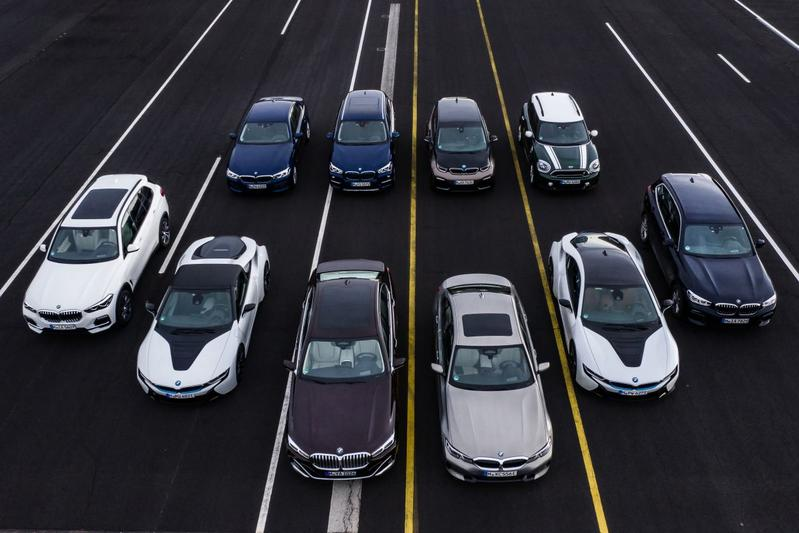BMW plug-inhybride PHEV