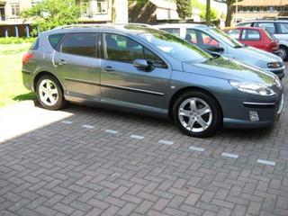 Peugeot 407 SW XS 2.0-16V (2005)
