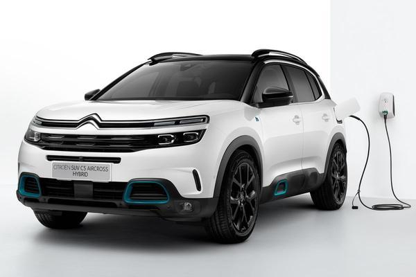 Citroën C5 Aircross Hybrid komt elektrisch iets verder