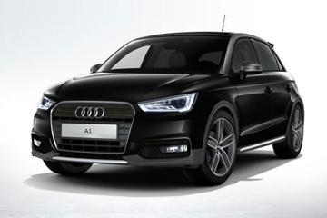 Curieuze configuratie: Audi A1