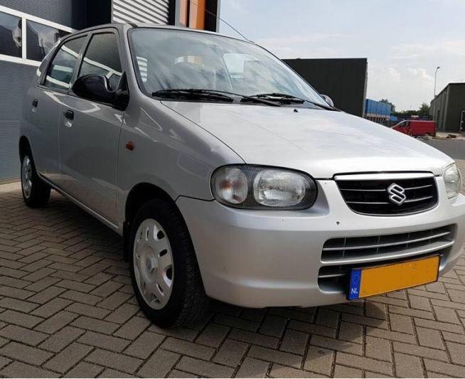 Suzuki Alto 1.1 GLS (2004)