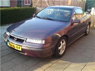 Opel Calibra 2.0i (1997)