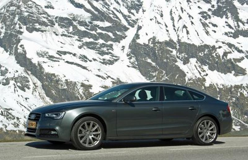Audi A5 Sportback 1.8 TFSI Pro Line S (2012)