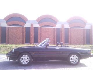 Alfa Romeo Spider 2.0 (1988)
