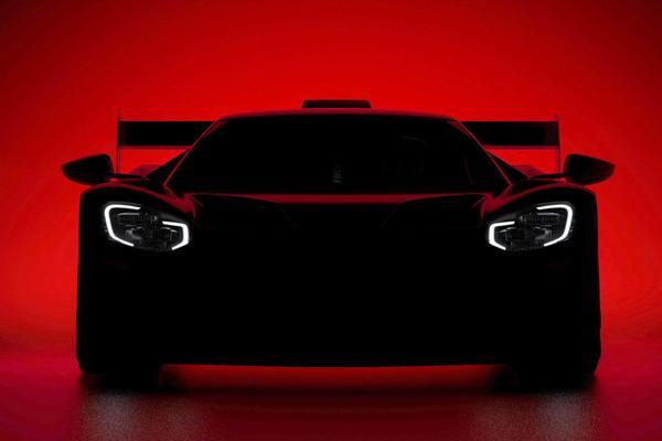 Ford met 'GT-nieuws' naar Goodwood