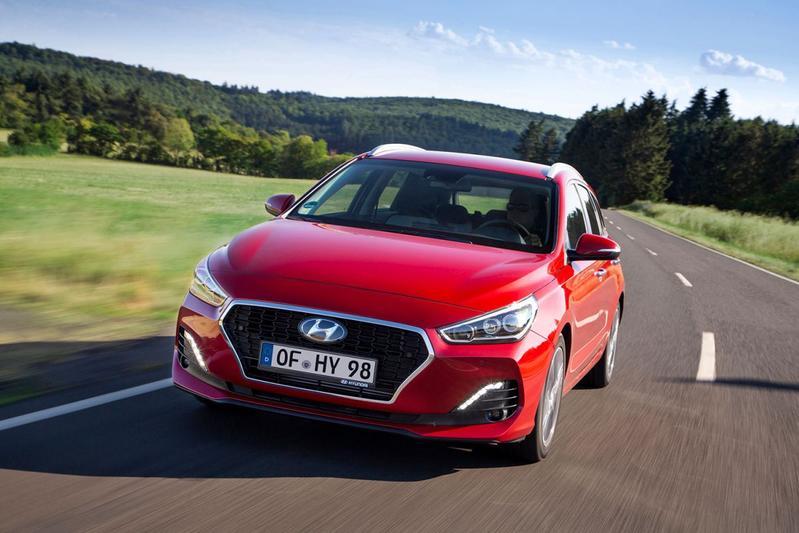 Modeljaarupdate voor Hyundai i30