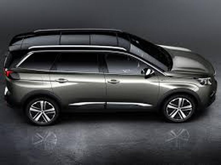 Peugeot 5008 Blue Lease Executive 2.0 BlueHDi 7P (2017)