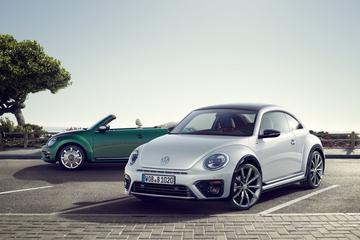 Modeljaarupdate voor Volkswagen Beetle