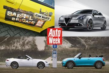 Dit wordt de AutoWeek: week 16