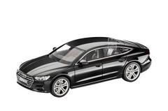 Nieuwe Audi A7 Sportback duikt op als schaalmodel