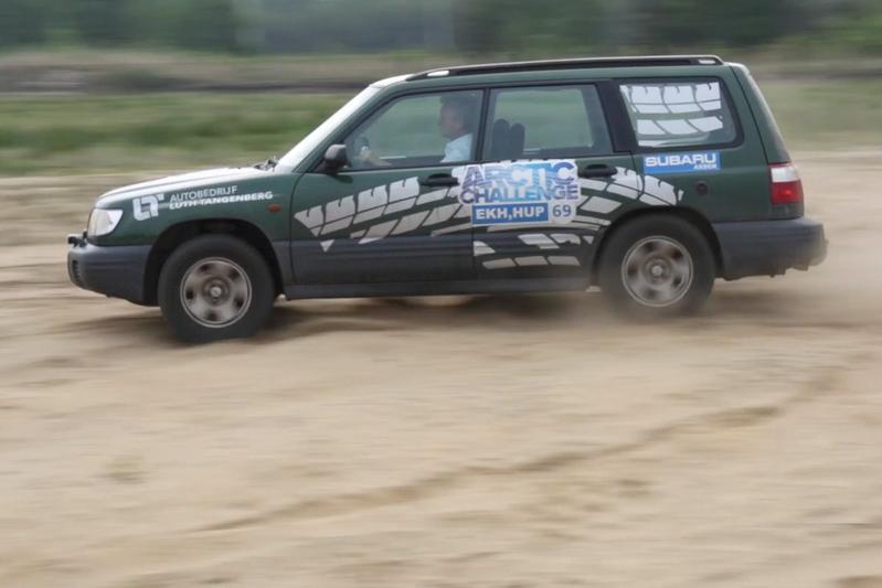 Subaru Forester 2.0 AWD - 2002 - 514.355 km - Klokje Rond