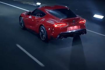 Gelekt: Toyota Supra