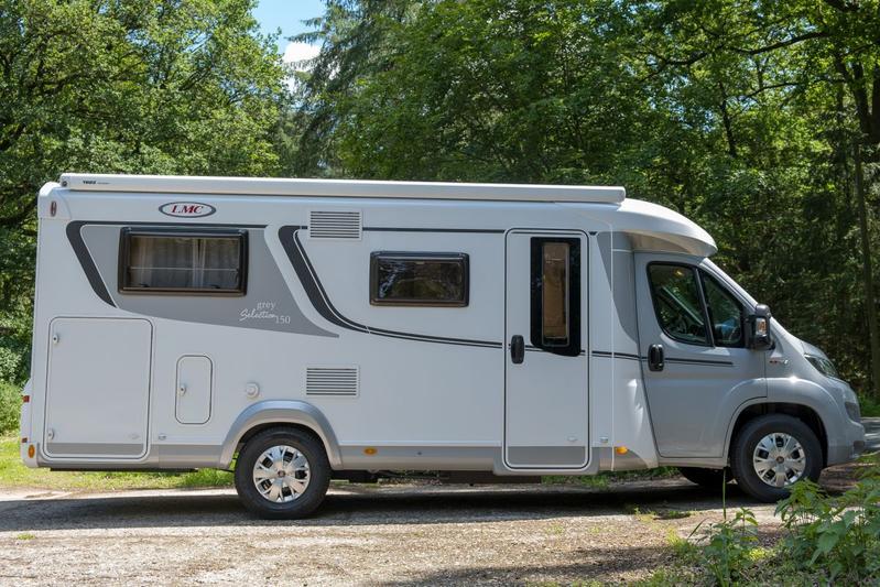 LMC Grey Selection camper kamperen camping