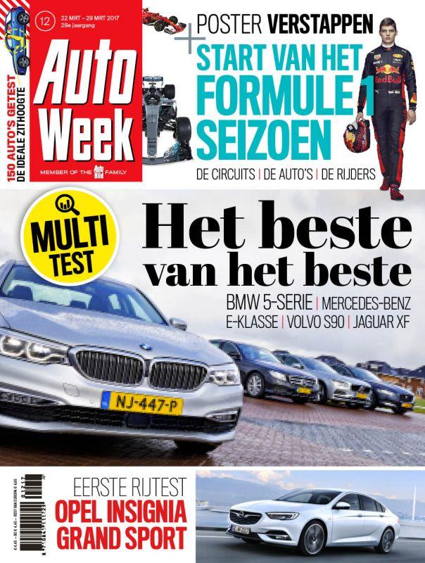 AutoWeek 12 2017