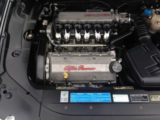 Alfa Romeo 166 3.2 V6 24V Distinctive (2007)