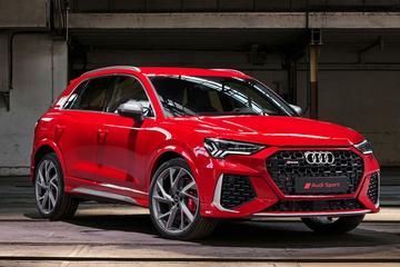 Audi presenteert RS Q3 én RS Q3 Sportback