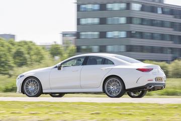 Nieuwe instapdiesel voor Mercedes-Benz CLS