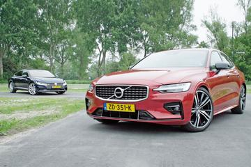 Volvo S60 vs. Volkswagen Arteon - Dubbeltest