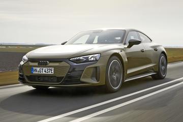 Test: Audi RS E-tron GT