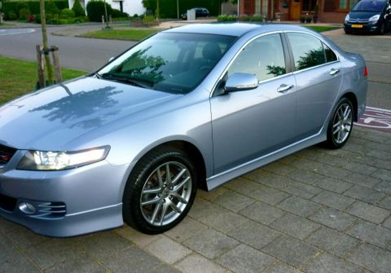 Honda Accord 2.4i Type S (2007)