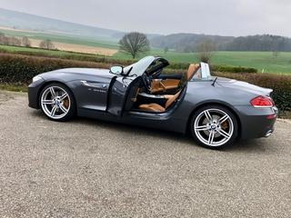 BMW Z4 Roadster sDrive35is High Executive (2015)