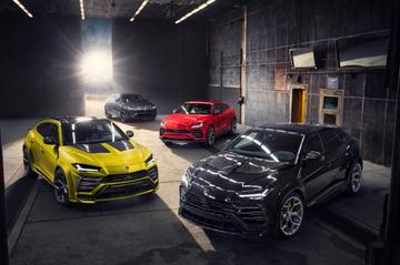 Lamborghini Urus aangepakt door Novitec