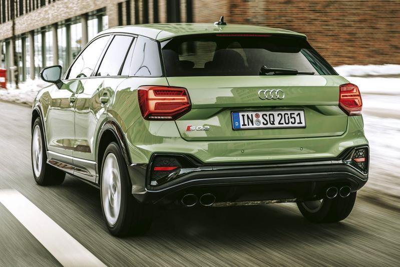 Audi SQ2 - Eerste rijtest