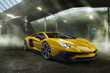 Novitec geeft Lamborghini Aventador SV 786 pk