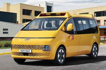 Hyundai Staria Kinder is eigenwijze schoolbus