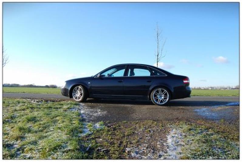 Audi A6 28 5v Quattro 1997 Review Autoweeknl