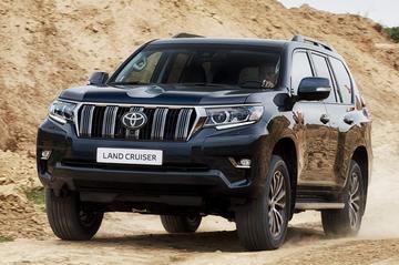 Vernieuwd: Toyota Land Cruiser