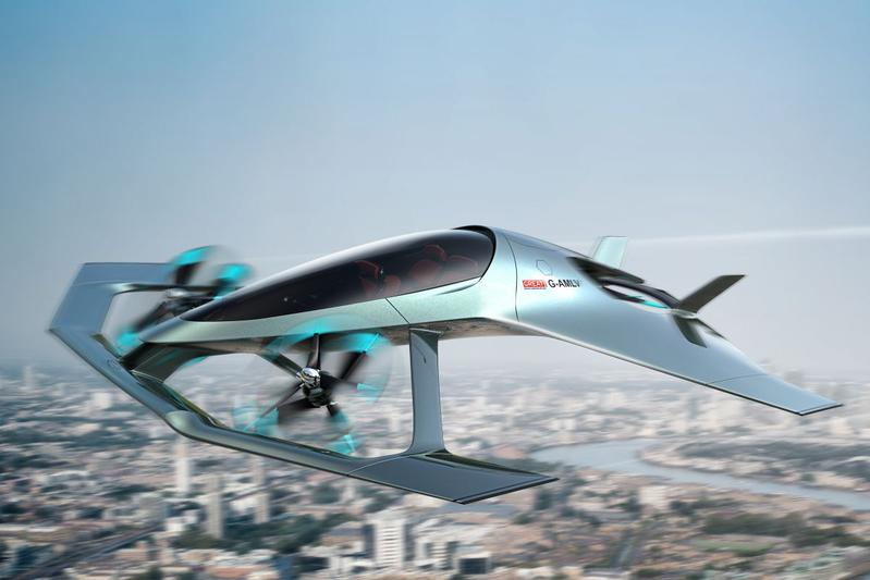 Aston Martin presenteert Volante Vision Concept