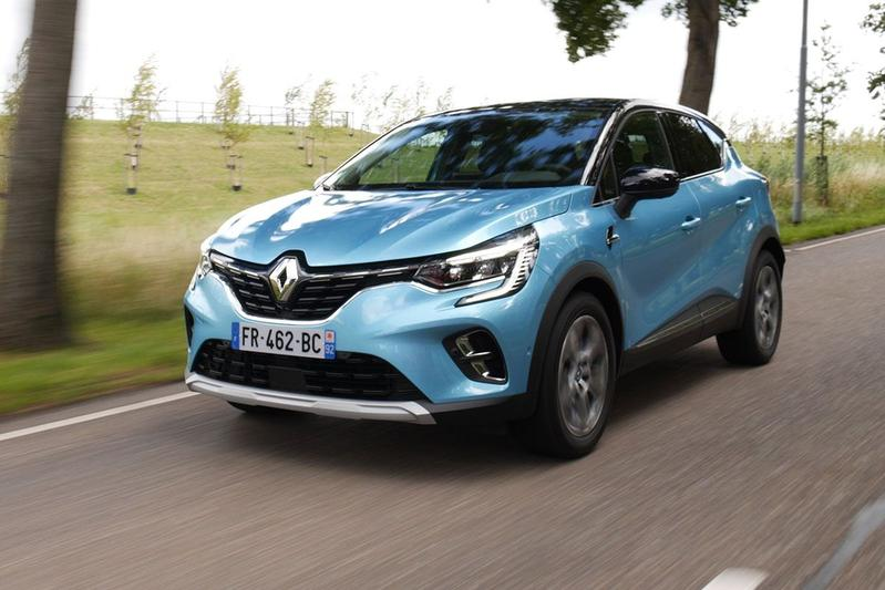 Renault Captur E-Tech - Rij-impressie
