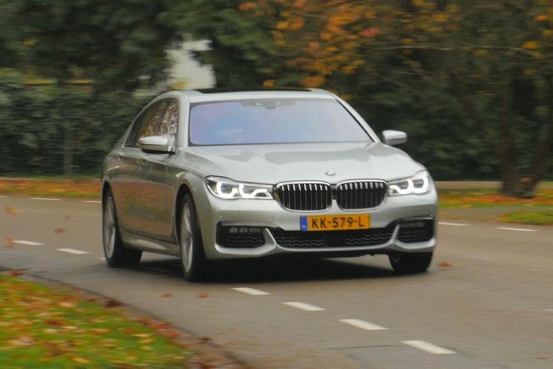 BMW 750Ld xDrive - Rij-impressie