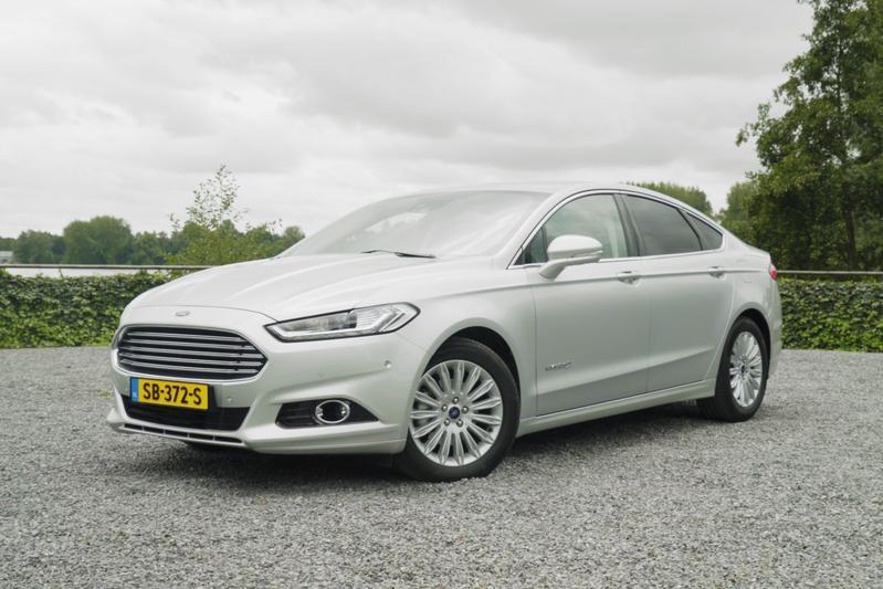 Ford Mondeo HEV (Hybrid) - Rij-impressie