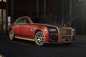 Mansory traint Rolls-Royce Ghost af
