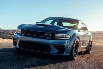 Dodge Charger SRT Hellcat Widebody is hier