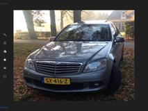 Mercedes-Benz C 180 Kompressor BlueEFFICIENCY