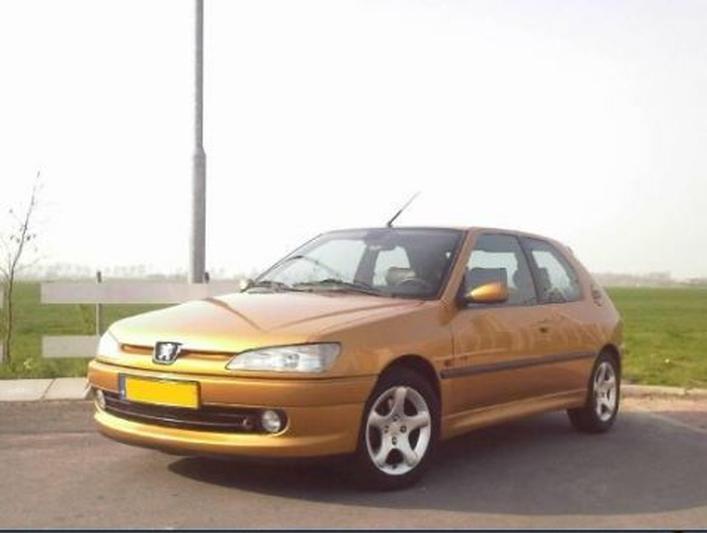 Peugeot 306 GTI 16V (1999)