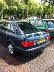 Audi 80 2.0 E 90pk (1993)