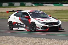 Tracktest Honda Civic TCR