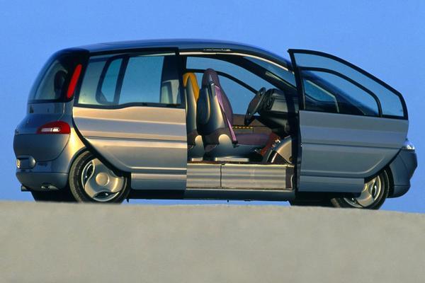 Renault Scenic Concept
