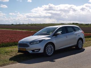 Ford Focus Wagon 1.0 EcoBoost 125pk Titanium (2015)