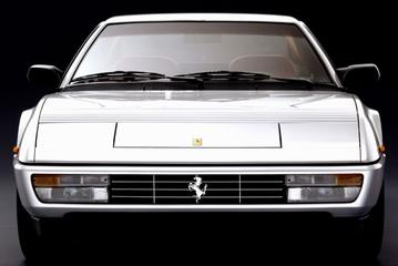 Klassieke Ferrari gevonden op bodem van het IJ