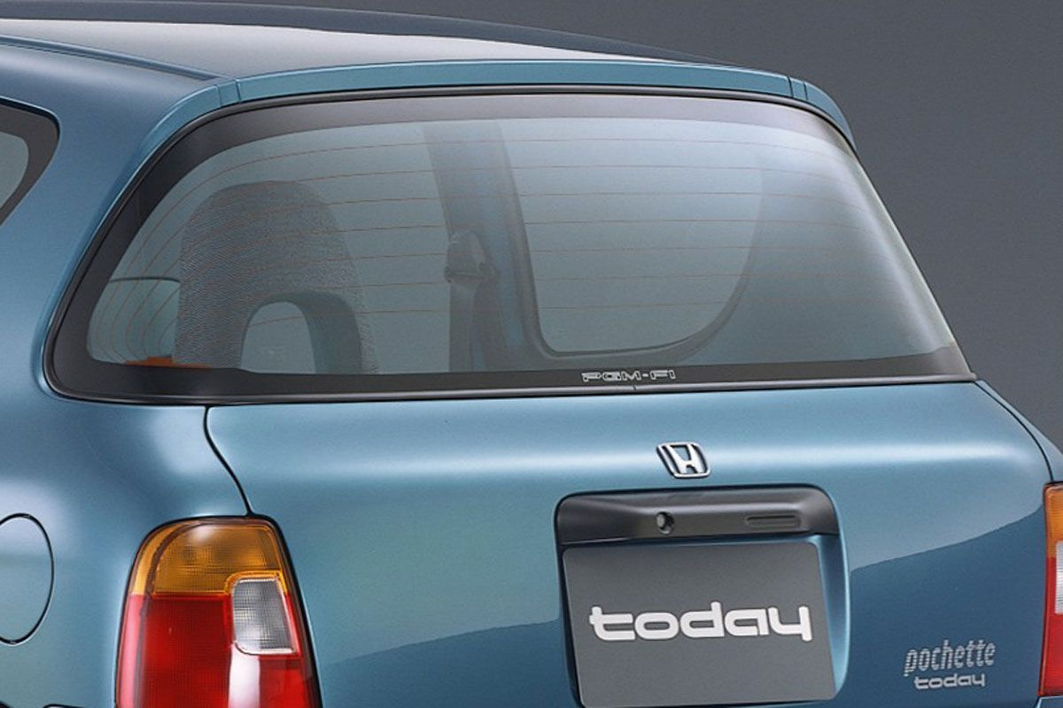 Honda Today Renault Twingo