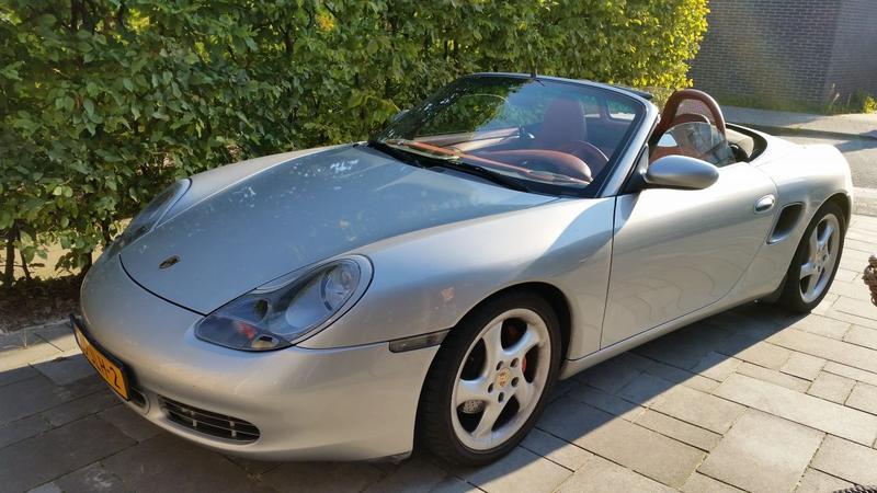 Porsche Boxster S (2000) #4