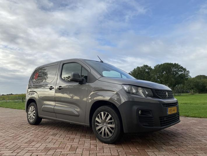 Peugeot Partner Asphalt 1.6 BlueHDi 100 (2019)